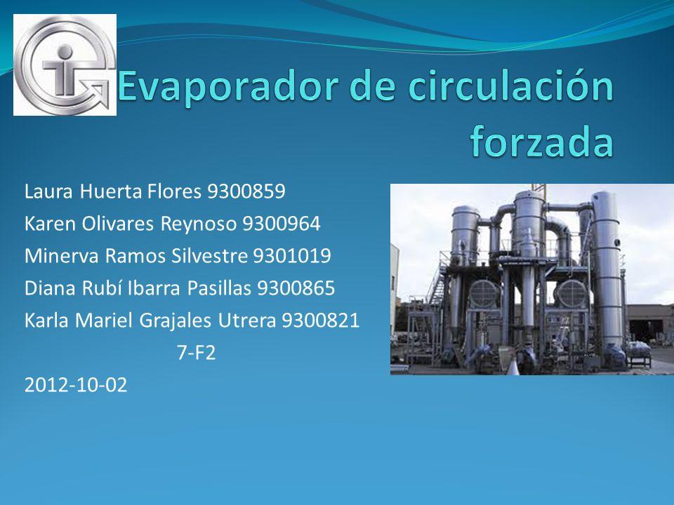 Introducción La evaporación es una operación que consiste en separar parcialmente el solvente de una solución formada por un soluto no volátil, calentando la solución hasta su temperatura de ebullición con el objetivo de concentrar soluciones.