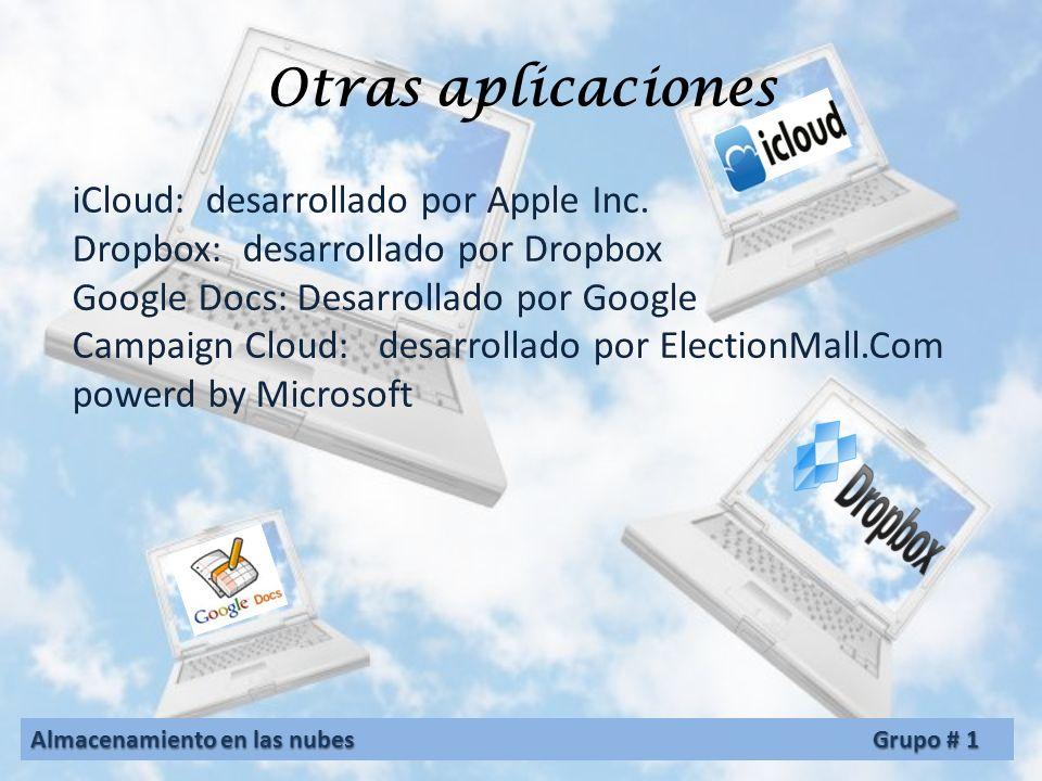 Facilita la sincronización de datos para su almacenamiento, tal como podemos hacer entre la computadora de casa y nuestra Palm Pilot, celular, ibook u