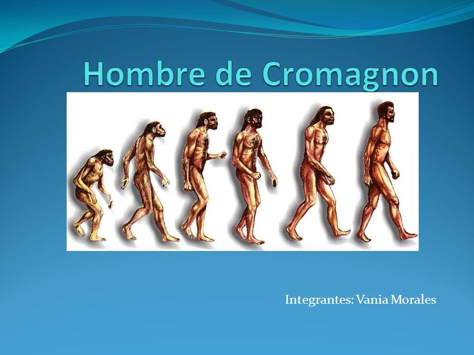 El Hombre de Cromagnon es el nombre con el cual se suele designar al tipo humano correspondiente a ciertos fósiles de Homo sapiens, en especial los asociados a las cuevas de Europa en las que se encontraron pinturas rupestres.