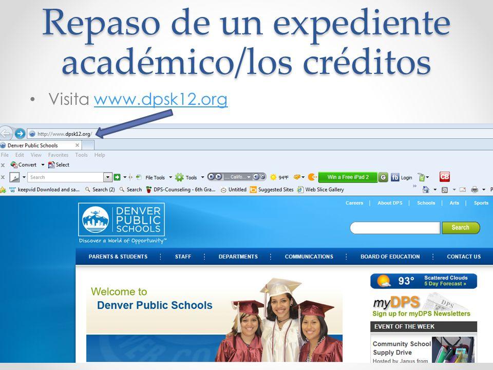 Haz clic en Learn About Yourself Haz clic en Career Cluster Survey Haz clic en Vea sus resultados ahora