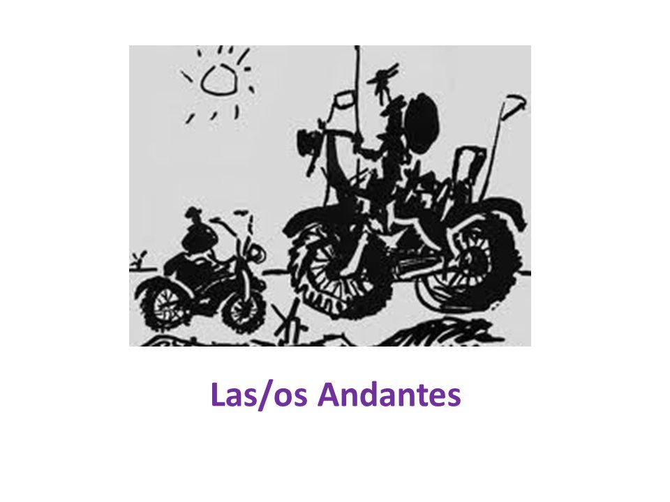 Las/os Andantes