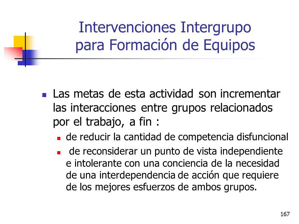 166 INTERVENCIONES CONCILIATORIAS INTERGRUPO Y TERCERA PARTES Se han identificado varias formas para reducir el conflicto intergrupo. Incluyen un enem