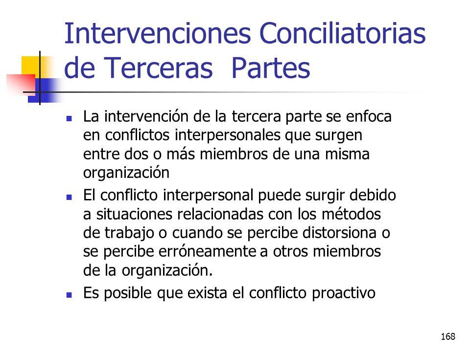 167 Intervenciones Intergrupo para Formación de Equipos Las metas de esta actividad son incrementar las interacciones entre grupos relacionados por el