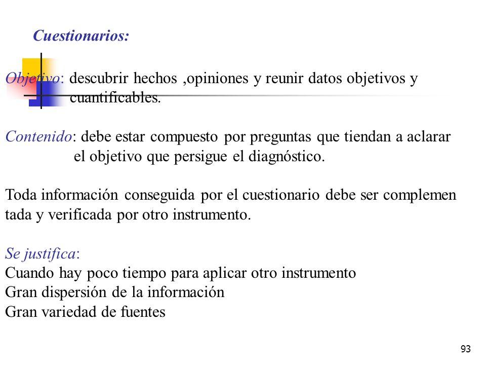 92 Planeación para la recolección de datos entre consultor y alta dirección Planeación para la recolección de datos entre consultor y alta dirección R