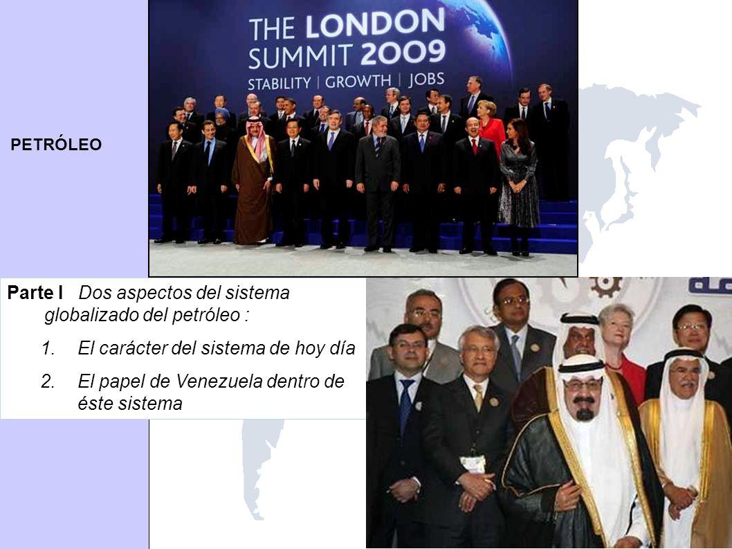 PETRÓLEO twod@umich.edu | TomOD.com 2 Parte I Dos aspectos del sistema globalizado del petróleo : 1.El carácter del sistema de hoy día 2.El papel de Venezuela dentro de éste sistema