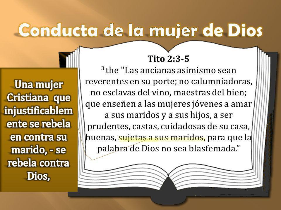 Tito 2:3-5 3 the