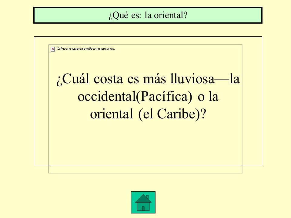 1,4 ¿Cuál es la capital más alta y es de qué país . ¿Qué es: San José de Costa Rica