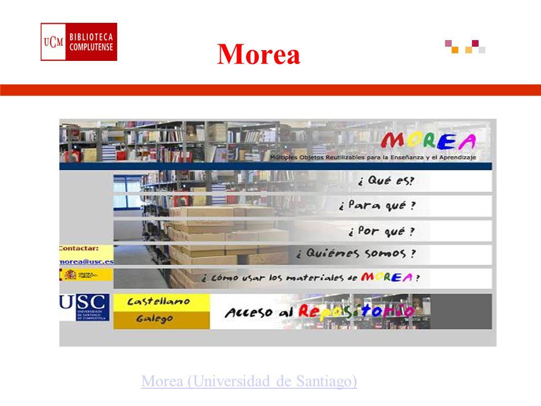 Morea Morea (Universidad de Santiago)