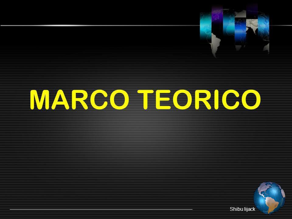 MARCO TEORICO Shibu lijack
