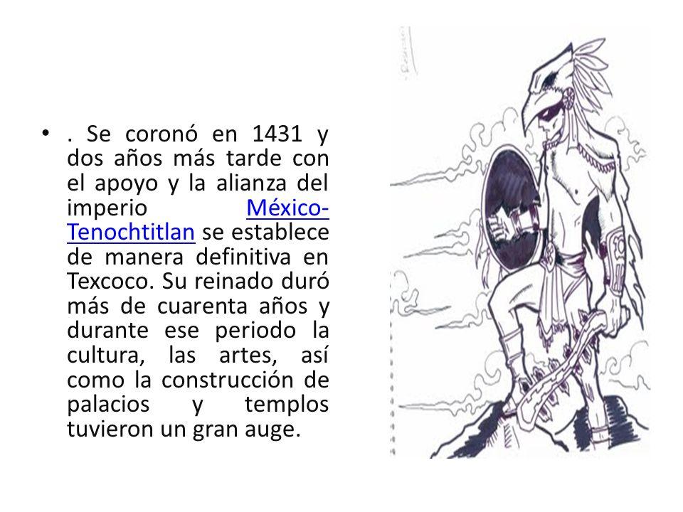 ] En la época prehispánica, después de doscientos años del arribo de los primeros grupos chichimecas; nace uno de los más grandes tlatoanis: Acolmiztl