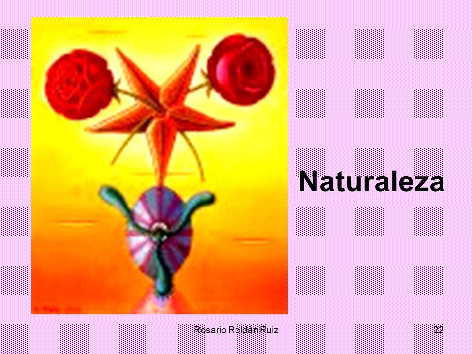 Rosario Roldán Ruiz22 Naturaleza