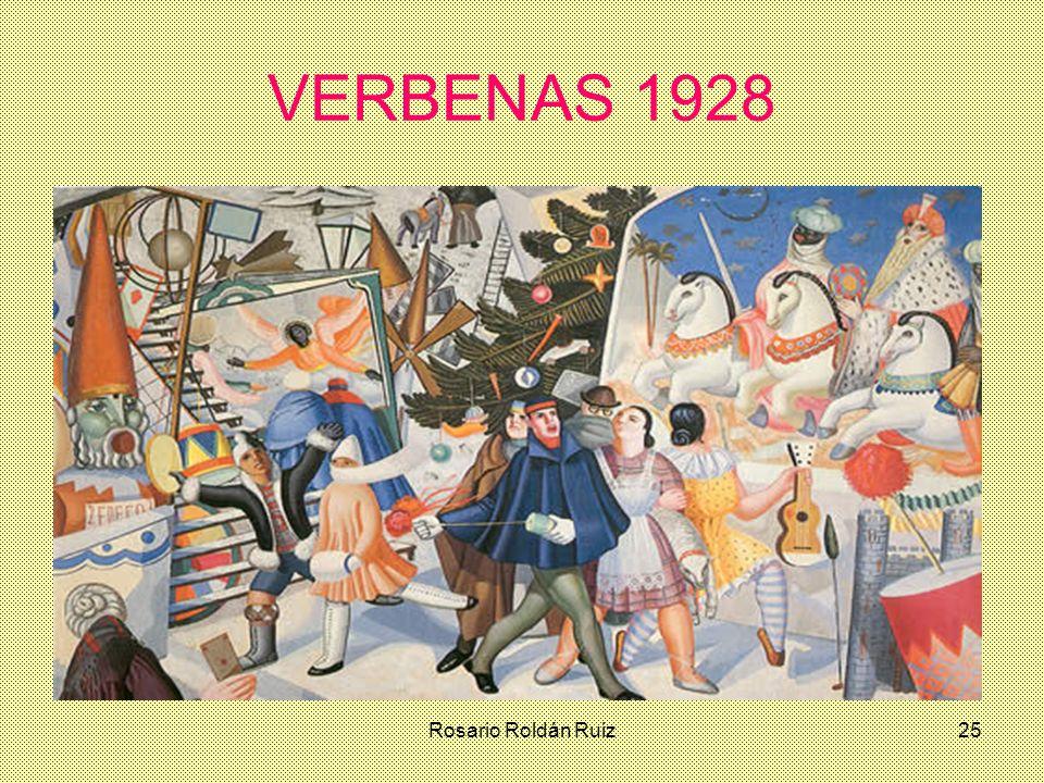 Rosario Roldán Ruiz25 VERBENAS 1928