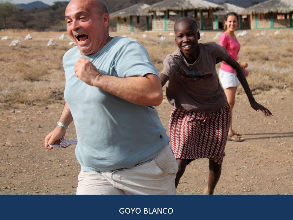 GOYO BLANCO