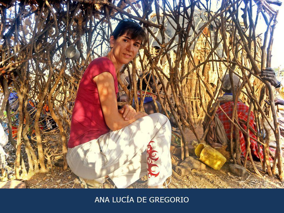 ANA LUCÍA DE GREGORIO
