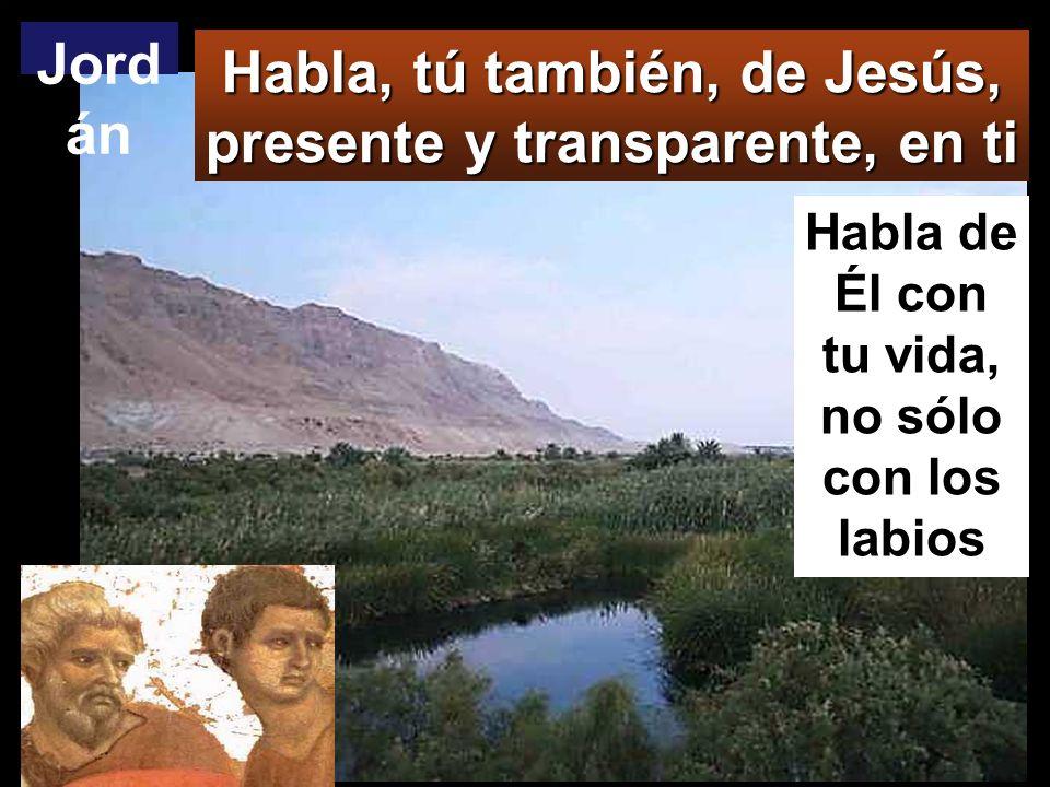 Uno de ellos, Andrés, fue corriendo a decirle a su hermano Simón: Hemos encontrado al Mesías.