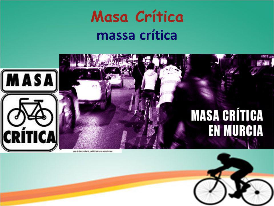 Masa Crítica massa crítica