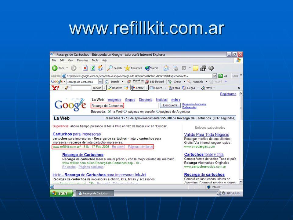 www.refillkit.com.ar