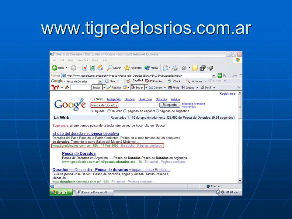 www.tigredelosrios.com.ar
