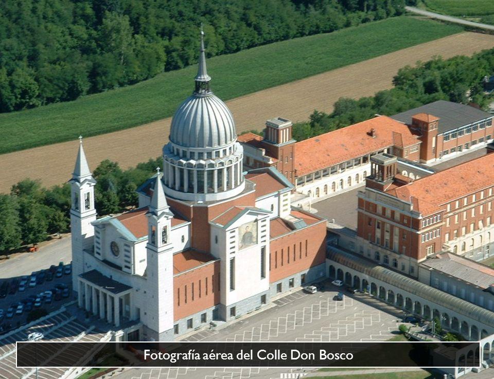 El Colle Don Bosco actualmente