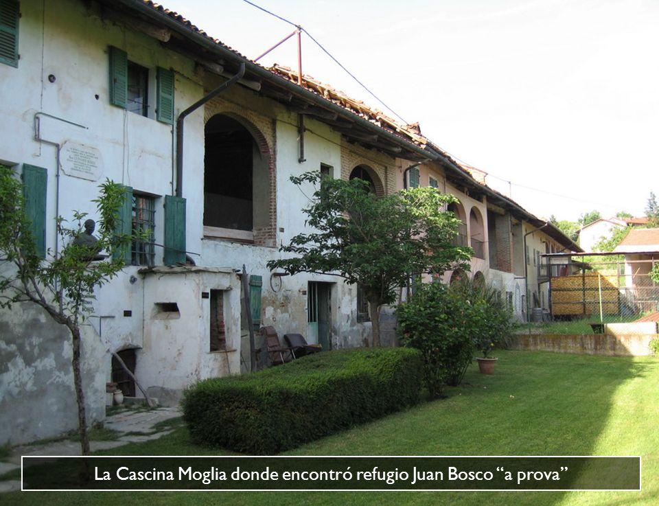 Colle Don Bosco, monumento a Juanito equilibrista