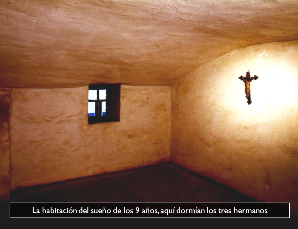 Convento franciscano La Pace: Tu buscas la paz, aquí no la encontrarás