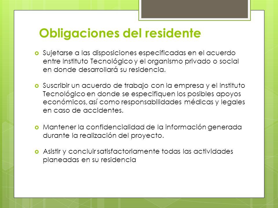 ¿Qué hay que hacer para asignar oficialmente el proyecto de residencia profesional.
