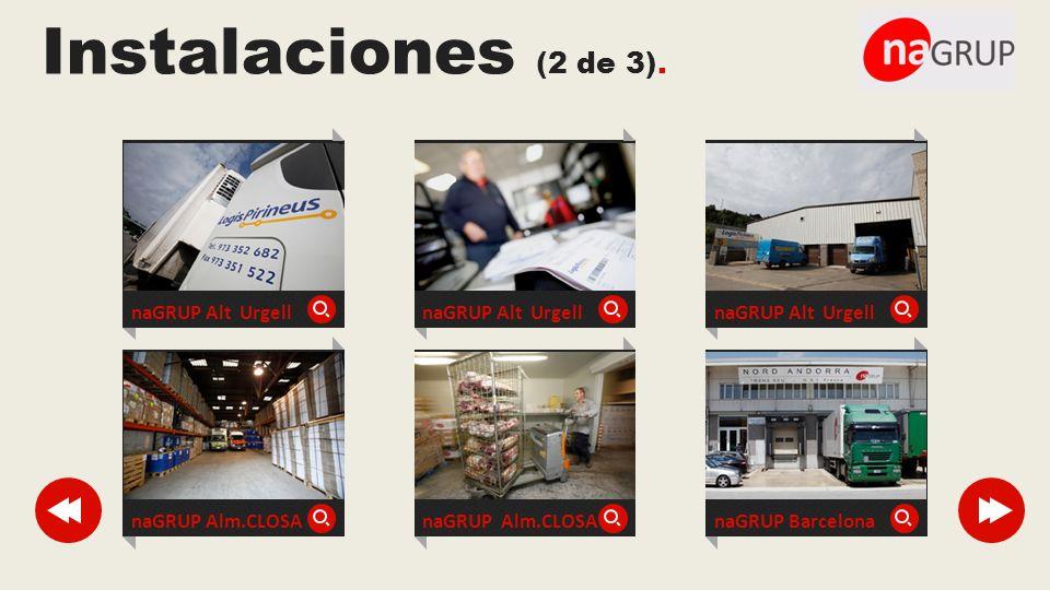 Instalaciones (1 de 3). naGRUP Andorra