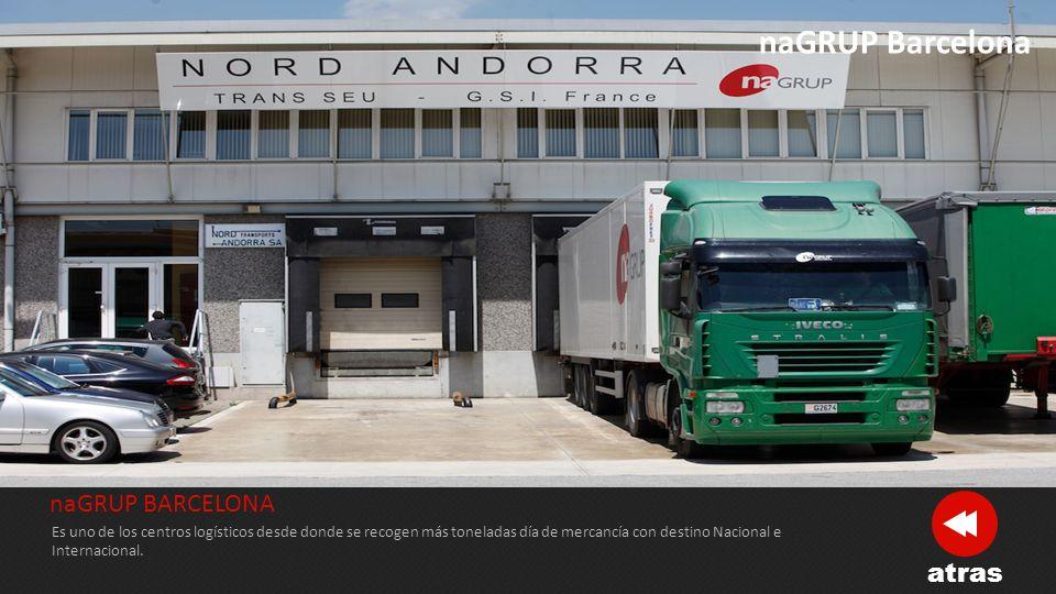 ALMACEN AUXILIAR «LA CLOSA» EN ANDORRA (Sección frio) Es el centro de almacenaje desde donde movemos la mayor parte de la distribución de frio y congelado a todos los destinatarios de Andorra.