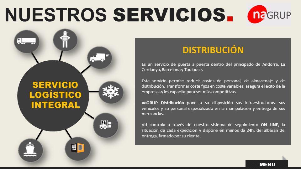 VEHÍCULO FRIGORÍFICO En el 2010 naGRUP ha incrementado su superficie de almacenaje en cámaras frigoríficas en un 30% y vehículos en un 15%.
