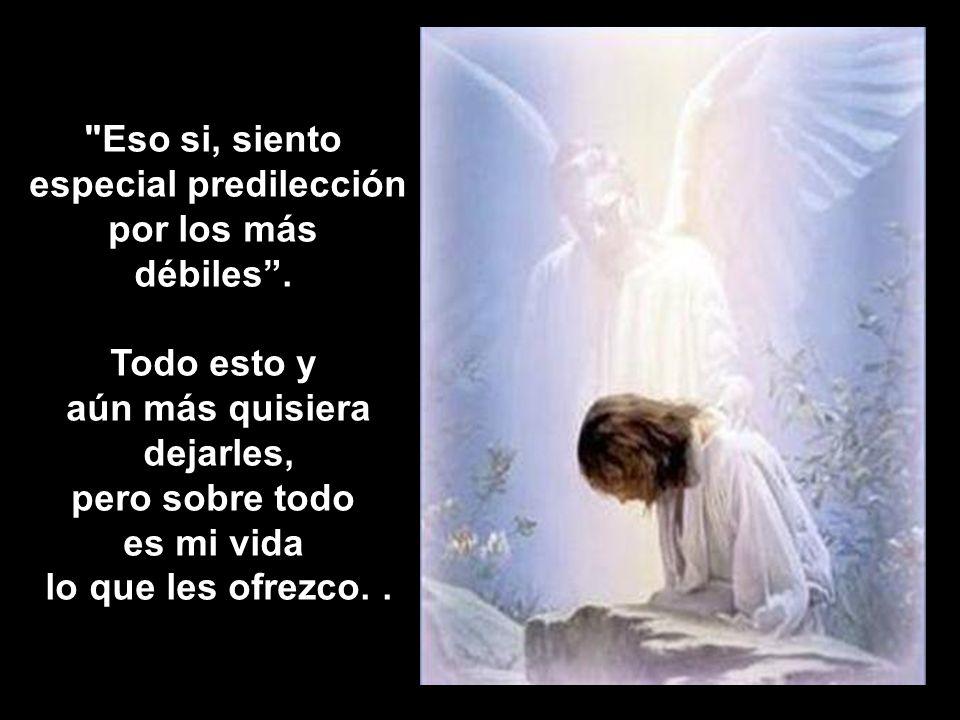 MI perdón Es para todos, para los que día tras día, pecado tras pecado, sepan volver al Padre.