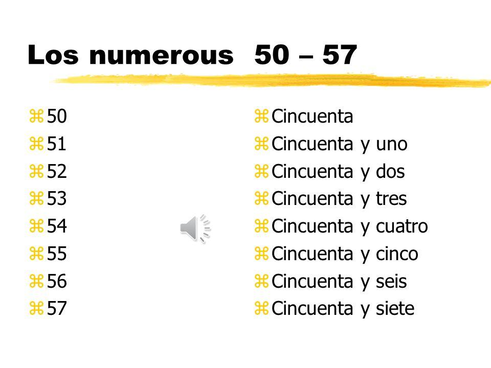 Los numerous 42 – 49 z42 z43 z44 z45 z46 z47 z48 z49 z Cuarenta y dos z Cuarenta y tres z Cuarenta y cuatro z Cuarenta y cinco z Cuarenta y seis z Cuarenta y siete z Cuarenta y ocho z Cuarenta y nueve