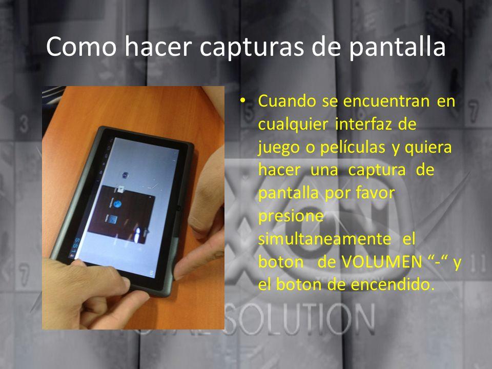 Conectar tablet con PC Configuración de almacenamiento Antes de transmitir el documento, se debe establecer el modo de almacenamiento para la tableta eletronica en primer lugar: Conecte la tablet con la computadora mediante el uso de la línea de transmisión de USB.