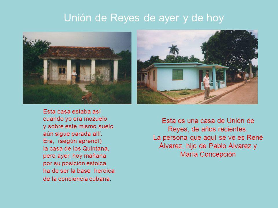 Unión de Reyes.