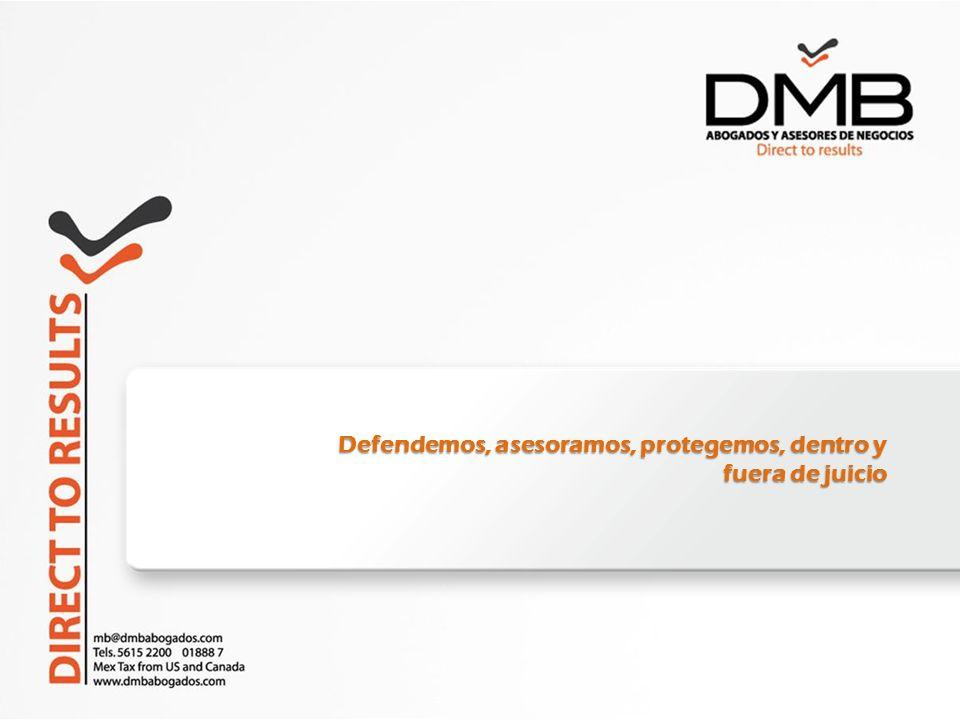 NOSOTROS SOMOS: Un equipo de abogados y asesores de negocios.