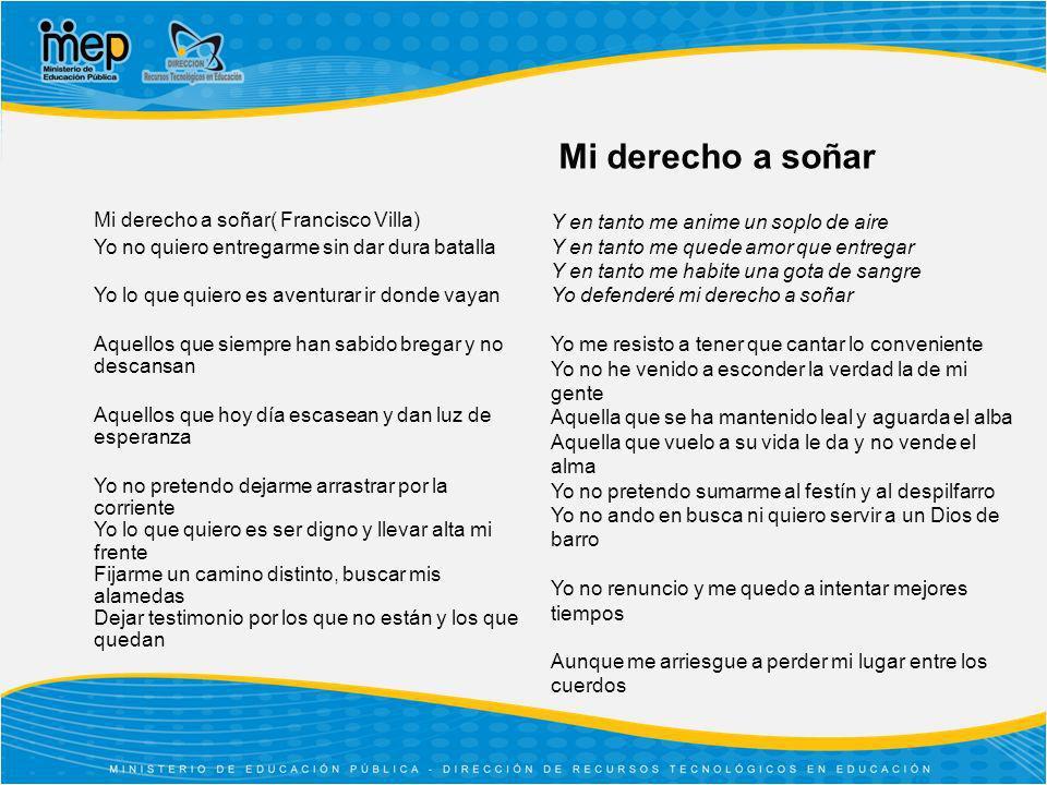Créditos Carmen Enid Jiménez Araya, Asesora de Psicología, Departamento de Diseño, Producción y Gestión, Ministerio de Educación Pública.
