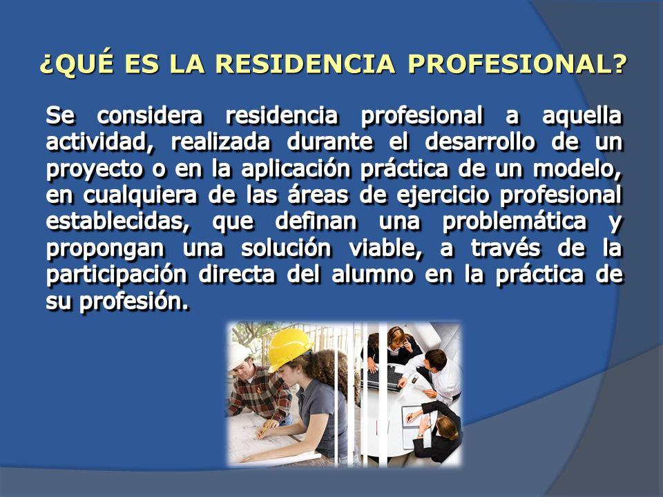 Residencias Profesionales Instituto Tecnológico Superior de Arandas