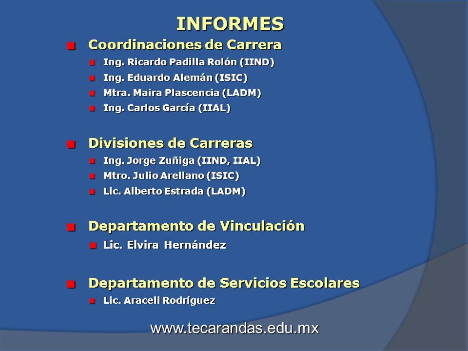 El Alumno se Sujetará a las siguientes fechas para el proceso de Residencias.