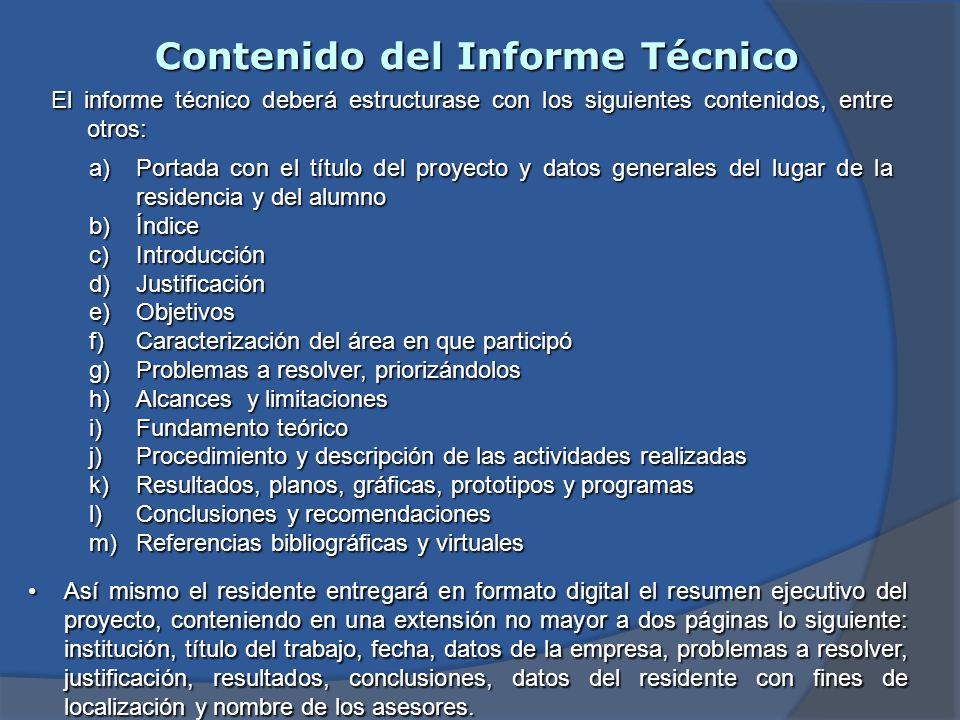 INFORMES Coordinaciones de Carrera Ing. Ricardo Padilla Rolón (IIND) Ing.