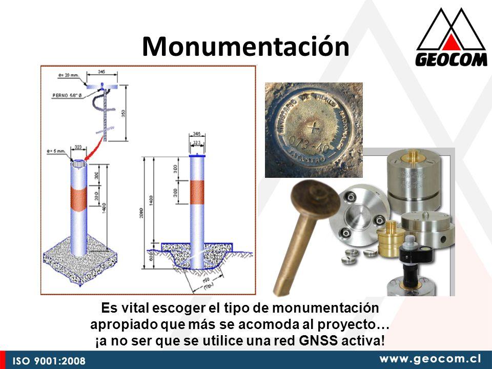 Accesorios Base nivelante: asegurarse que esté en buenas condiciones y que ofrezca el centrado correcto del instrumento.