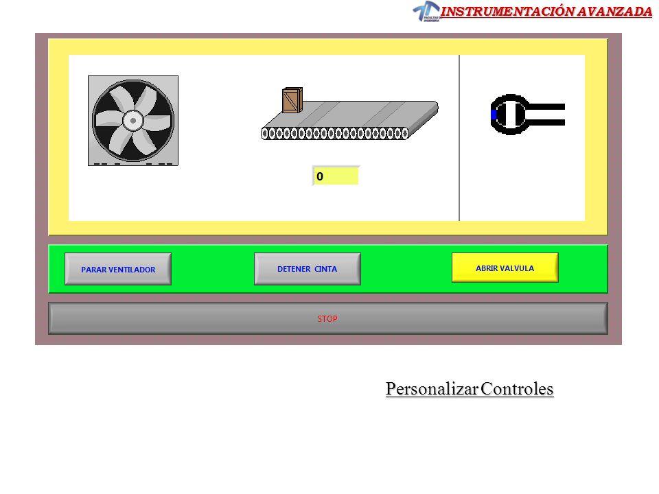 Personalizar Controles Personalizar Controles