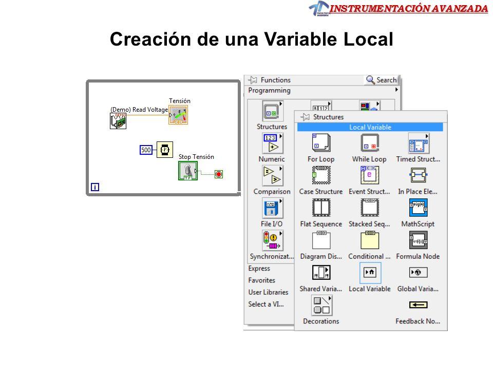 INSTRUMENTACIÓN AVANZADA Ejercicio 2.14 Construir un VI donde puedan simularse las cuatro operaciones matemáticas, utilizando la estructura Event.