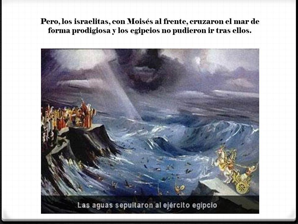 Dios, por medio de Moisés, hizo una alianza con su pueblo.