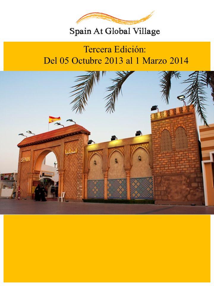 INDICE 1.EL GLOBAL VILLAGE 2.EL PABELLON ESPANOL 3.PRODUCTOS 4.LAS TIENDAS 5.EMPRESAS PARTICIPANTES 6.EVENTOS CULTURALES 7.SERVICIOS PABELLON ESPANOL 8.DATOS DE CONTACTO
