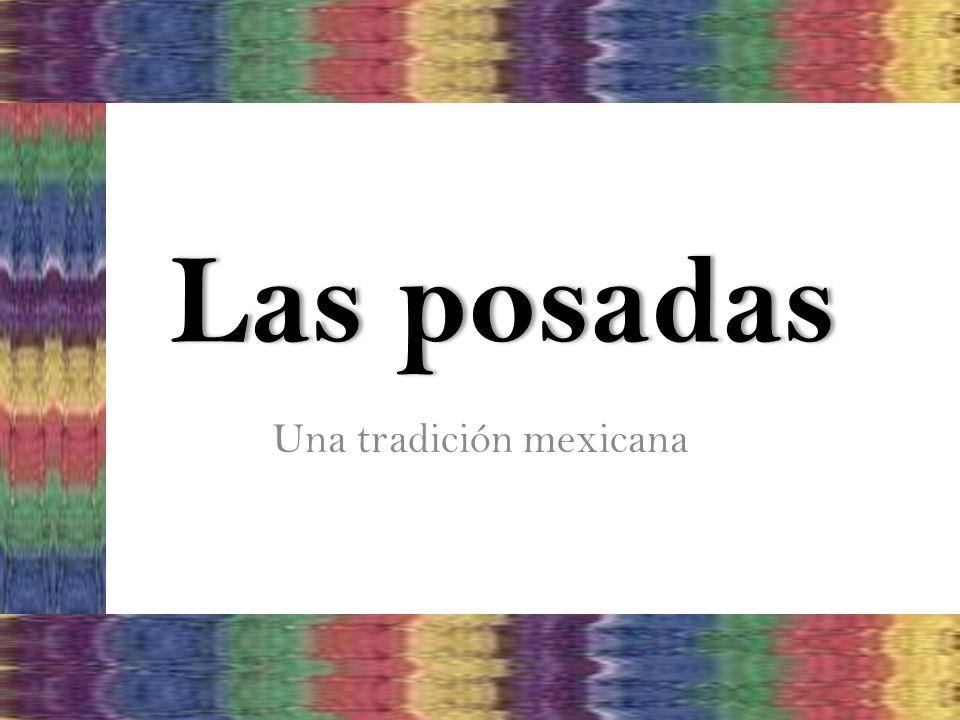 La tradición nace desde el México prehispánico, donde celebraban el advenimiento de Huitzilopochtli (Dios de la Guerra) durante la época invernal o Panquetzaliztli, que iba del 17 al 26 de diciembre, que coincidía con la época donde los europeos celebraban la Navidad.