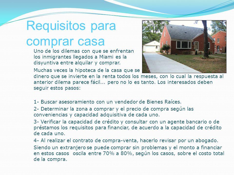 Algunas inmobiliarias piden No. de Seguro Social como requisito, otras se conforman con el pasaporte, pero en líneas generales, todas piden comprobant