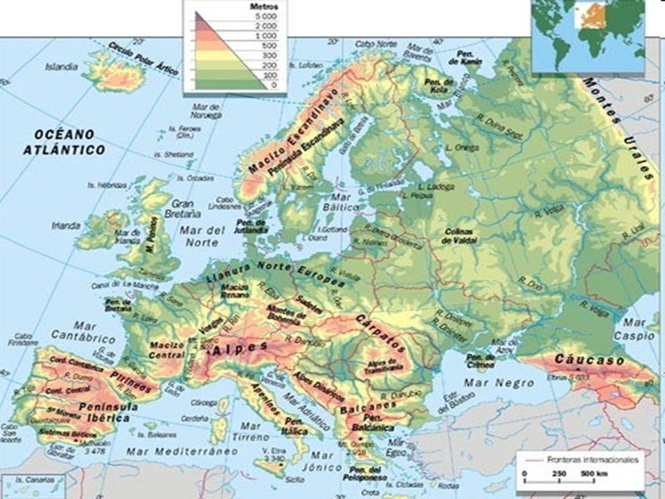 Climas templados: continental, oceánico, mediterráneo.