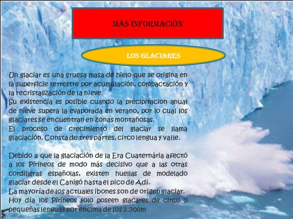 Picos Los picos de los Pirineos superan los 3.000 metros. Picos: Aneto con 3.404 m Punta de Llardana con 3.375 m Monte Perdido con 3.355 m Maldito con