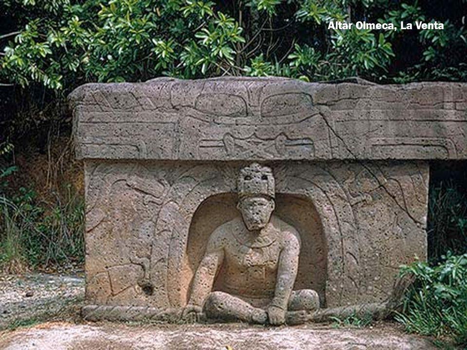Altar Olmeca, La Venta
