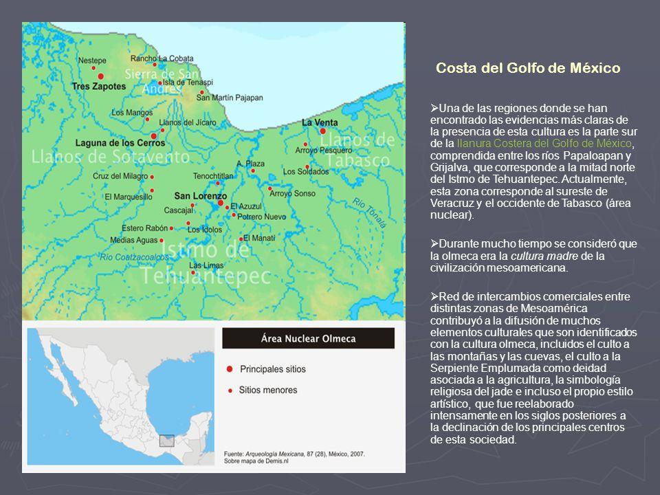 Las húmedas tierras del sur de Veracruz y el oeste de Tabasco fueron el escenario en donde la cultura olmeca se expresó con mayor intensidad.