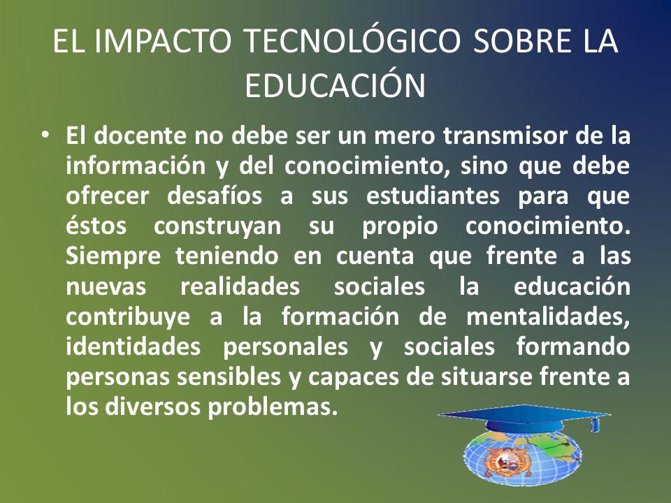 Se habla de una reinvención de las escuelas y de las propias aulas de clases, así como de sus actores principales.